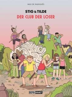 Der Club der Loser Cover