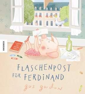 Flaschenpost für Ferdinand Cover