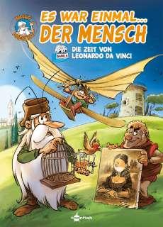 Die Zeit von Leonardo da Vinci Cover