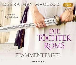 Die Töchter Roms 1: Flammentempel Cover