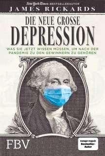 Die neue große Depression Cover