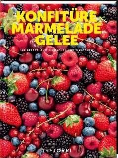 Konfitüre, Marmelade, Gelee Cover