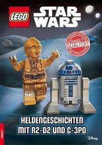 Heldengeschichten mit R2-D2 und C-3PO Cover