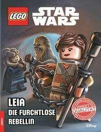 Leia, die furchtlose Rebellin Cover