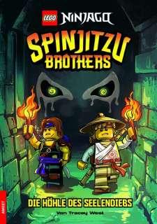 Spinjitzu Brothers- Die Höhle des Seelendiebs Cover