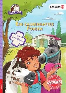 SCHLEICH® Horse Club – Ein zauberhaftes Fohlen Cover