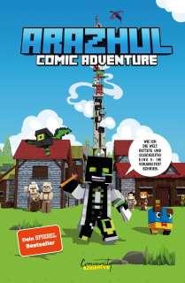 Comic Adventure Cover