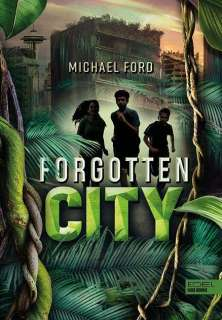 Forgotten city Cover