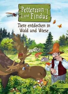 Tiere entdecken in Wald und Wiese Cover