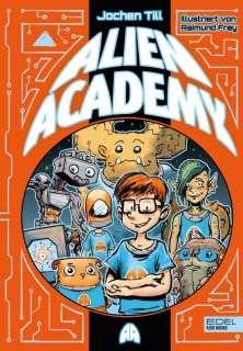 Alien Academy Cover