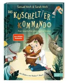 Das Kuscheltier-Kommando Cover