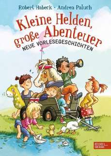 Kleine Helden, große Abenteuer Cover