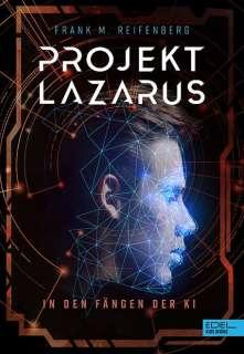 Projekt Lazarus Cover