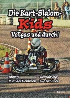 Die Kart-Slalom-Kids Cover