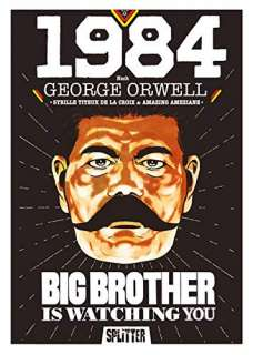 1984 (Graphic Novel) Cover