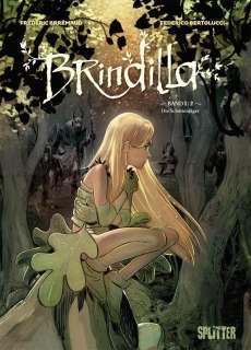 Die Schattenjäger (Comic) Cover