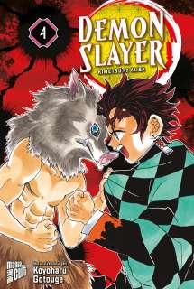 Demon Slayer (4) Cover