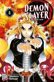 Demon Slayer (8)  Cover