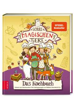 Die Schule der magischen Tiere - Das Kochbuch Cover