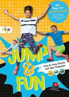 Jump & fun Cover