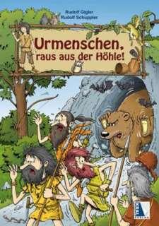 Urmenschen, raus aus der Höhle! Cover