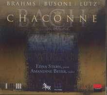 Amandine Beyer - Chaconne, CD