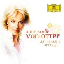 Anne Sofie von Otter - I Let The Music Speak (ABBA-Songs), CD