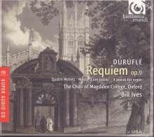 Maurice Durufle (1902-1986): Requiem op.9, Super Audio CD