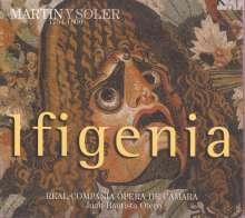 Vicente Martin y Soler (1754-1806): Ifigenia in Aulide (Oper in 3 Akten), 2 CDs