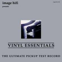 Image HiFi Test Record - Vinyl Essentials (180g) (Limited-Edition), LP