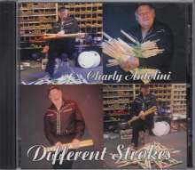 Charly Antolini (geb. 1937): Different Strokes, CD