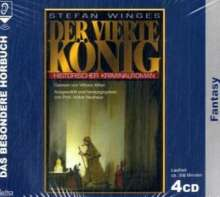 Stefan Winges: Der vierte König, 4 Audio-CDs, CD