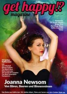 Zeitschriften: get happy!? magazine #7, Zeitschrift