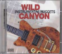 Wild Canyon: Instrumental Nuggets, CD