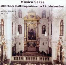 Johann Kaspar Aiblinger (1779-1867): Missa Advocata nostra, CD