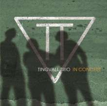 Tingvall Trio: In Concert (180g) - signiert, 2 LPs