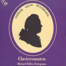 Johann Baptist (Jan Krtitel) Vanhal (1739-1813): Klaviersonaten Nr.1-3 (Es-Dur, g-moll, G-Dur), CD