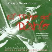 Carlo Domeniconi (geb. 1947): El Trino Del Diablo, CD