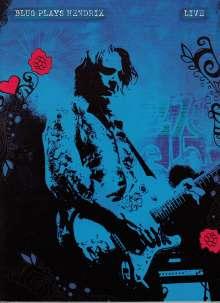 Thomas Blug: Blug Plays Hendrix: Live 2010, DVD