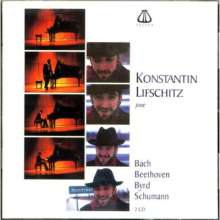 Konstantin Lifschitz,Klavier, 2 CDs