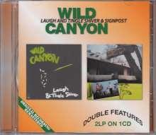 Wild Canyon: Laugh And Tingle Shiver / Signpost, CD