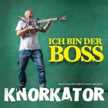 Knorkator: Ich bin der Boss (Limited Edition) (Green Vinyl) (signiert, exklusiv für jpc), 1 LP und 1 CD
