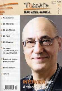 Zeitschriften: TOCCATA - Alte Musik aktuell (53), Buch