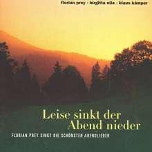 Florian Prey singt - Leise sinkt der Abend nieder, CD