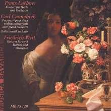 "Carl Cannabich (1771-1806): Ballettmusik zu Salieris Oper ""Axur,König von Ormus"", CD"