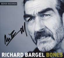 Richard Bargel: Bones (signiert), CD