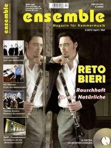 Zeitschriften: Ensemble - Magazin für Kammermusik April/Mai 2012, Buch