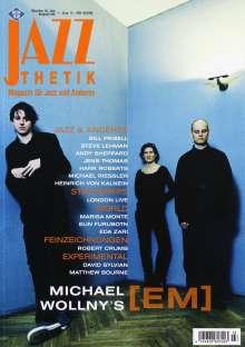 Zeitschriften: Jazzthetik - Magazin für Jazz und Anderes  März/April 2012, Buch