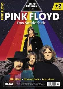 Zeitschriften: ROCK CLASSICS - Sonderheft 17: PINK FLOYD, Zeitschrift