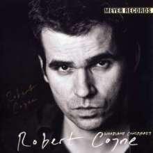 Robert Coyne: Woodland Conspiracy (signiert), CD